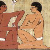 egypte reflexologie palmaire